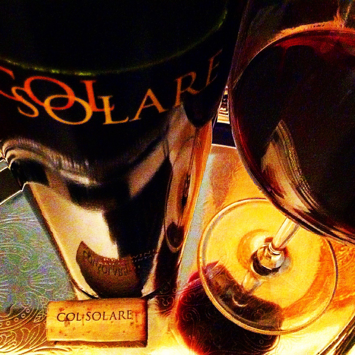 WA State Wine Month 2016 Edition - Col Solare - The Corkscrew Concierge™