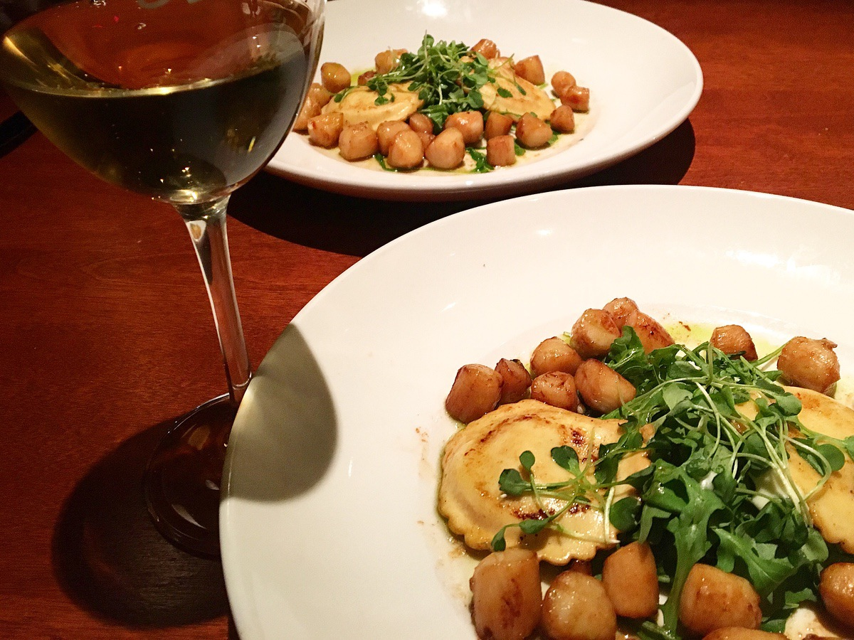 Delicious houston restaurant winter dishes the corkscrew for Winter entrees