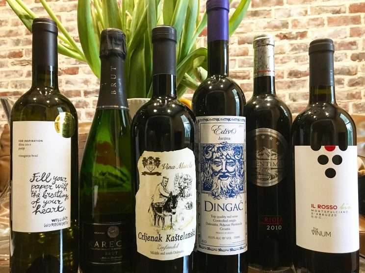 Wines Available from Topochines