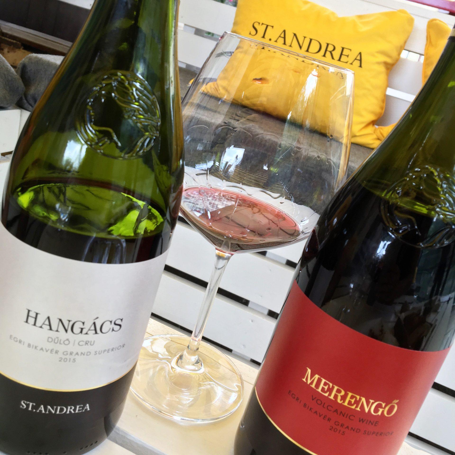 St. Andrea Egri Bikavér Wines