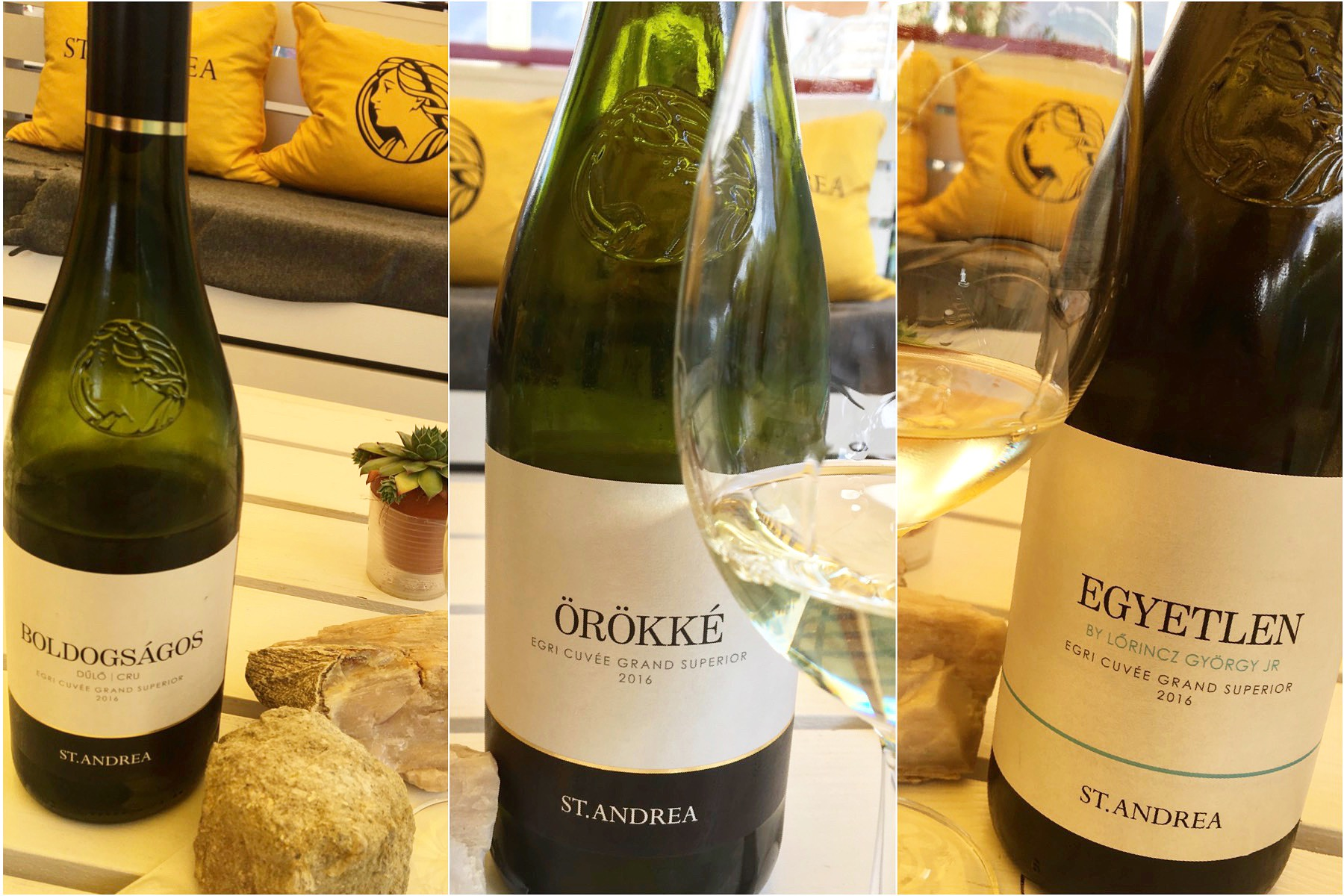 St. Andrea White Wines